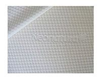 Matratzenbezug E - pur (waschbar) - BAUMWOLL-DOPPELTUCH (BIO)